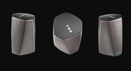 HEOS 1, Denon amplia su gama de altavoces multiroom
