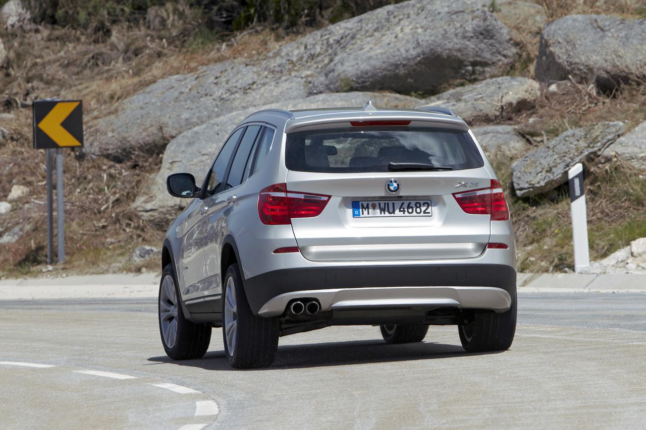 Foto de BMW X3 2011 (65/128)