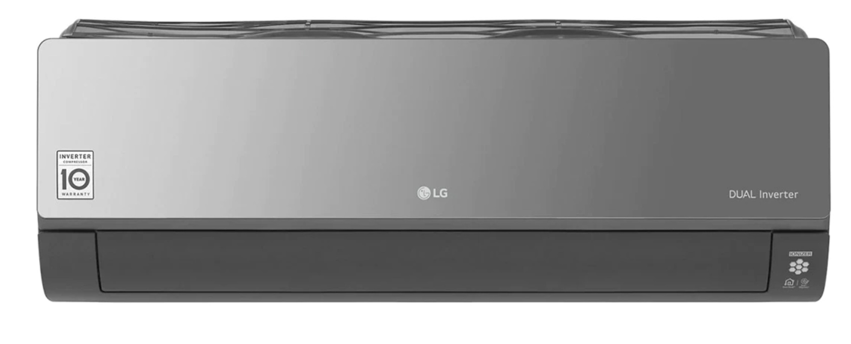 Aire acondicionado Split 1x1 Inverter LG MIRROR09UV.SET