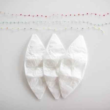 farolillos de papel