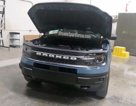 Ford Bronco Sport 1