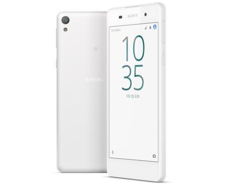 Xperia E5, el próximo móvil de Sony de gama media-baja que llegará a México