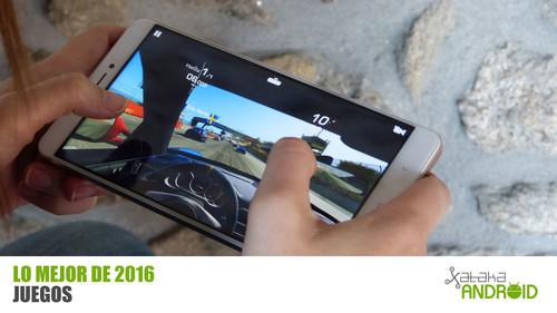 Los mejores juegos para Android de 2016