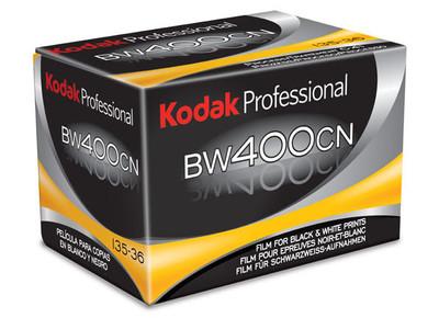 Kodak deja de fabricar otra gran película en B/N profesional: la BW400CN