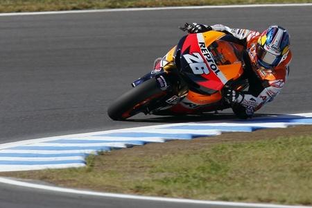 MotoGP Japón 2012: Dani Pedrosa y los líderes de Moto2 y Moto3 mandan en la primera jornada