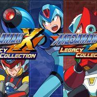Los ocho juegos de Mega Man X Legacy Collection contarán con un modo fácil