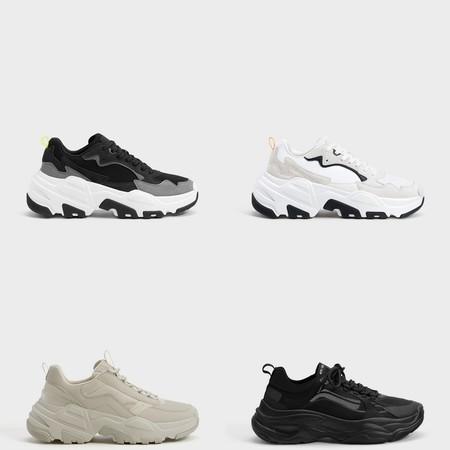 Bershka Xl Sneakers Trendencias Hombre 2019