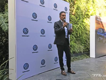 Volkswagen presenta a su nuevo director de marca en México
