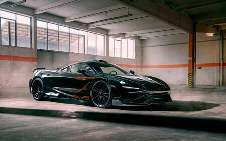El McLaren 765LT según Novitec es una bestia que supera al Senna, con sus 855 CV y 898 Nm