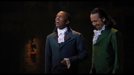 'Hamilton' confirma su éxito en Disney+: hubo un 46,6% más de descargas de la aplicación durante el fin de semana del estreno