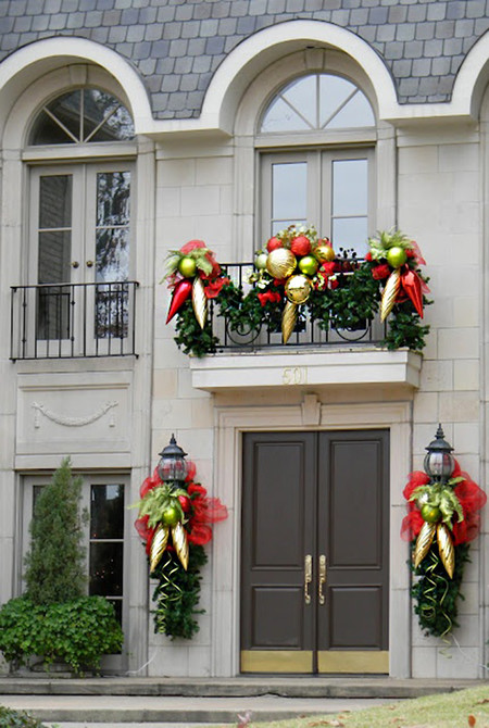 Balcon Navidad 06