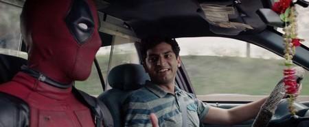 Deadpool Movie Screenshot Taxi Driver