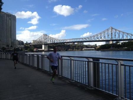 Brisbane-running