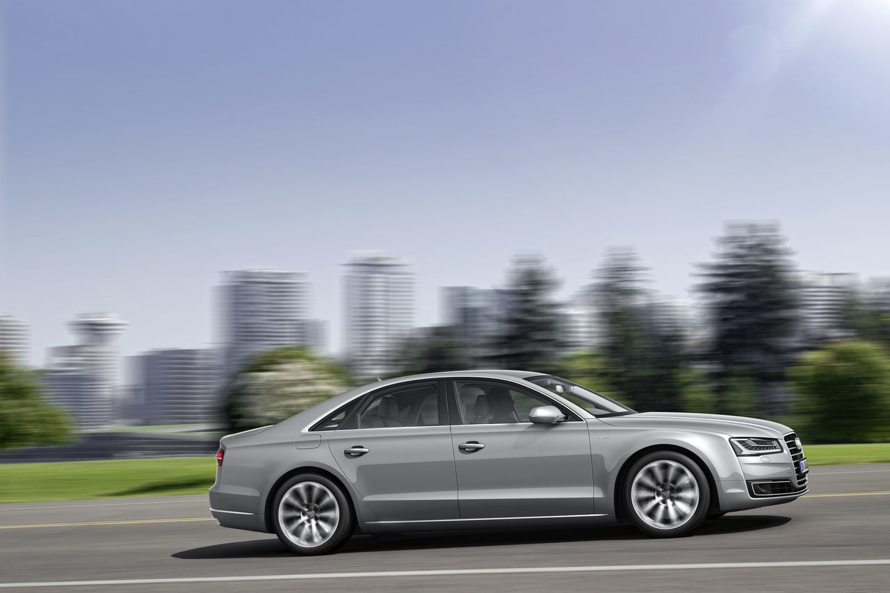 Foto de Audi A8 2013 (41/67)