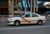 Peligro, taxis de Madrid en crisis
