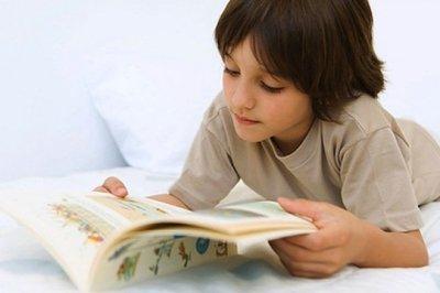 Leer libros durante la infancia influye en el crecimiento del cerebro
