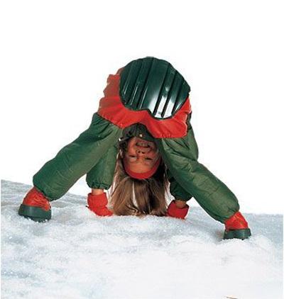 SnowShorts, una prenda para disfrutar de la nieve