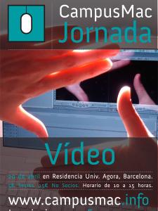 Jornada CampusMac de vídeo en Barcelona