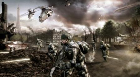 'Tom Clancy's EndWar' y el control gestual en PS3