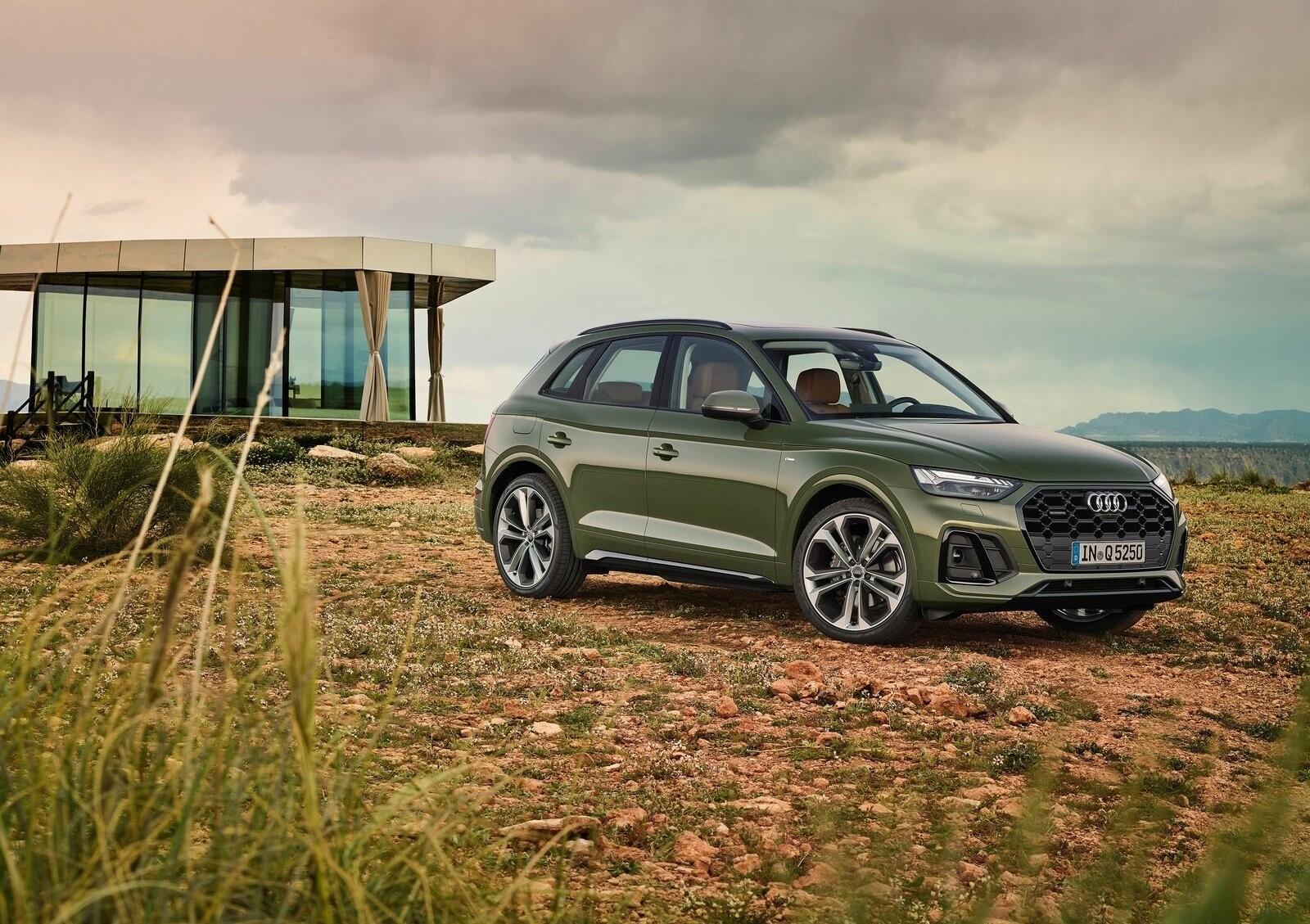 Foto de Audi Q5 2021: Precios, versiones y equipamiento en México (3/13)