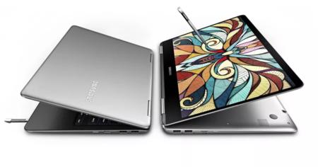 El Samsung Notebook 9 Pro es el portátil convertible que pide a gritos que dibujes con su S Pen