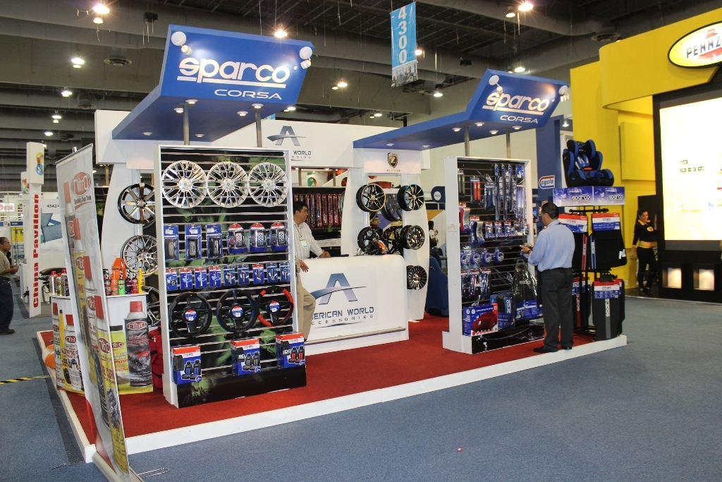 PAACE Automechanika 2014