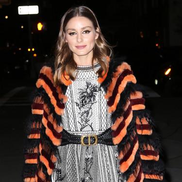 Olivia Palermo nos demuestra que sigue siendo la reina de las combinaciones locas y atrevidas (y lo hace con estilo)