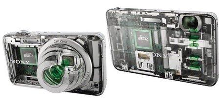 Sony Cybershot WX30 y TX55.jpg