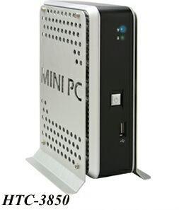 HTC-3850, un miniPC con un bonito diseño