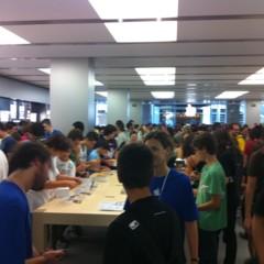 Foto 57 de 93 de la galería inauguracion-apple-store-la-maquinista en Applesfera