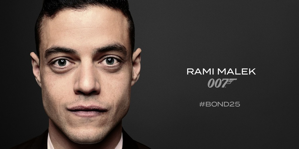 'Bond 25' has already cast official: Rami Malek confirmed as the villain of the new movie of 007