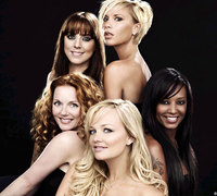 Las Spice Girls preparan un musical