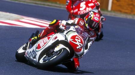 Kevin Schwantz Suzuki 500cc