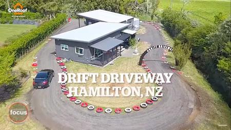 Vídeo: este aficionado al drift se ha construido un circuito en casa, porque él lo vale