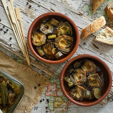 13 recetas fáciles y sanas con alcachofas con las que aprovechar que ahora están en su mejor momento