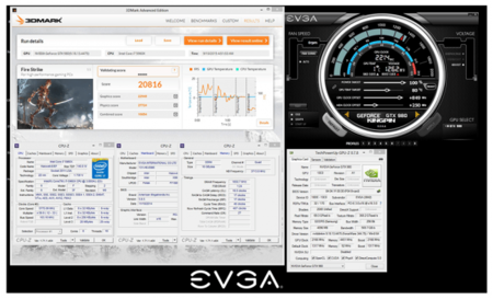 Evga Geforce Gtx980 Kingpin Oc