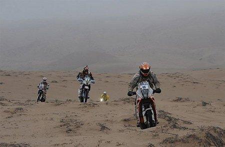 El Dakar visitará Perú en el 2012