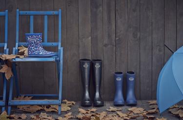 Ya es oficial: es el momento de lucir botas de agua