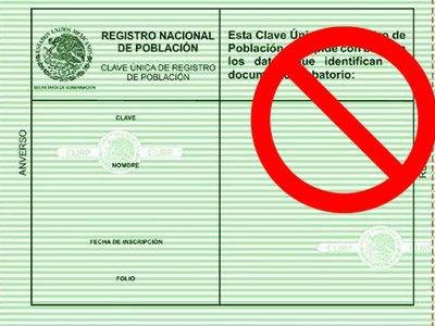 Así luce el nuevo formato del CURP en México, ahora incluye códigos QR