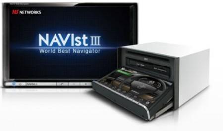 HS Network NAVIst III, dispositivo multifunción para el coche