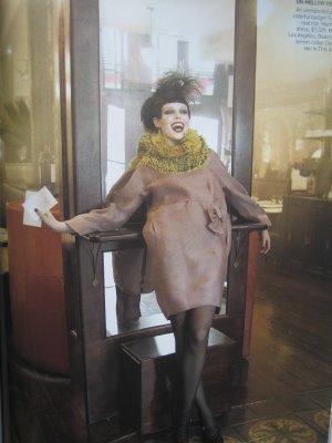 Foto de Paris, je t'aime. Vogue EEUU - Septiembre 2007 (15/16)