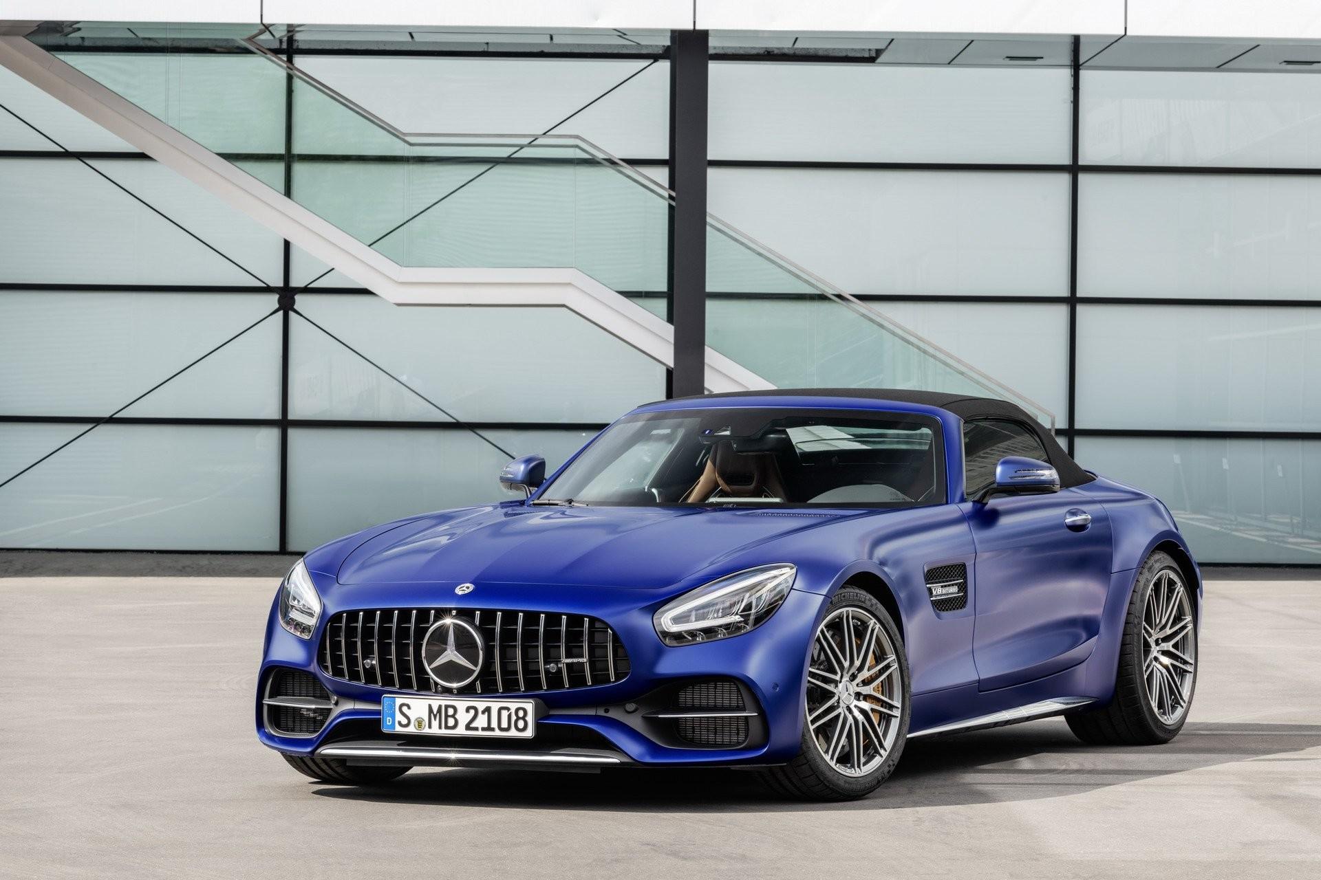 Foto de Mercedes-AMG GT 2020 (16/44)