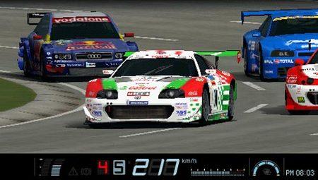 'Gran Turismo PSP', nuevo vídeo