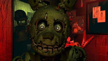 Five Nights at Freddy's 3 sale a la venta en Steam casi sin hacer ruido