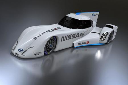 Nissan presenta el ZEOD RC