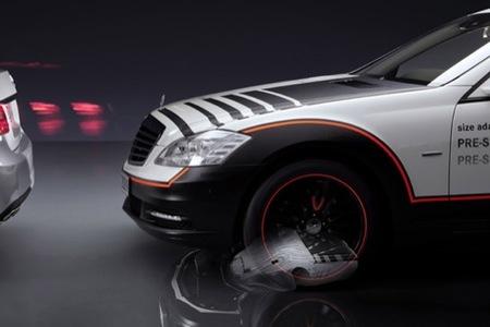 Mercedes-Benz ESF Concept