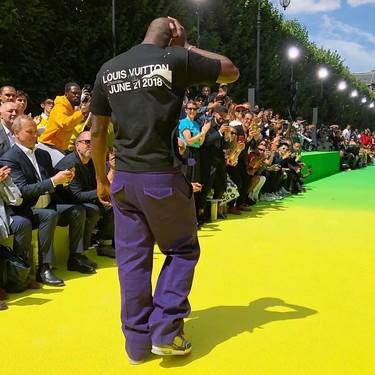 """Virgil Abloh estrena su dirección artística en Louis Vuitton hombre con una colección """"para todo el mundo"""""""