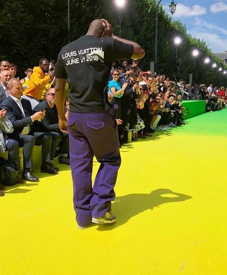 4f9e86490 Virgil Abloh estrena su dirección artística en Louis Vuitton hombre con una  colección
