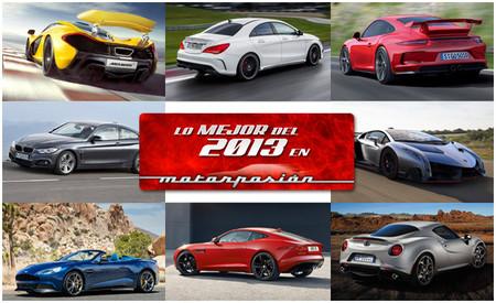 Mejor coche pasional: lo mejor de 2013 en Motorpasión