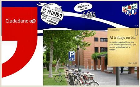 Ciudadano 0,0:  nuevo proyecto de empresa de Weblogs SL. Para vivir, descubrir y construir el lado más amable de la ciudad